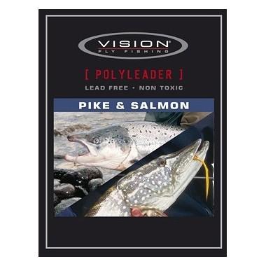 Materiały przyponowe Polyleader Pike & Salmon