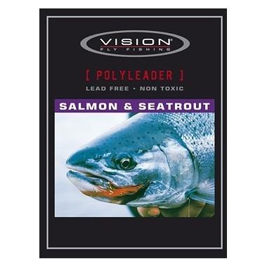 Materiały przyponowe Polyleader Salmon & Seatrout