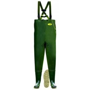 Spodniobuty wędkarskie 997 z siatką antypotną