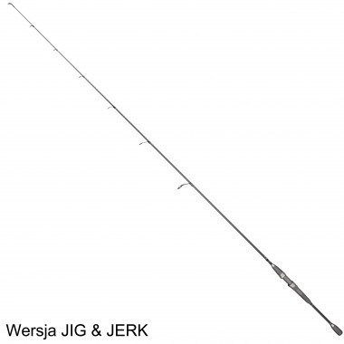 Wędka Guide Select Jig & Jerk