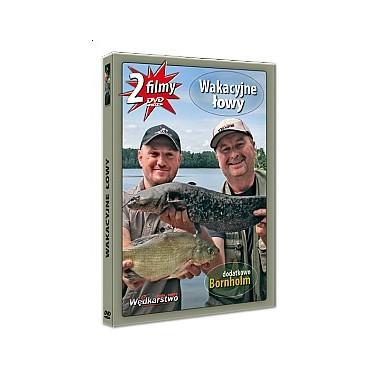 Płyta DVD Wakacyjne łowy + Bornholm