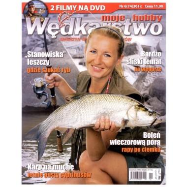 Magazyn Wędkarstwo Moje Hobby Nr 74