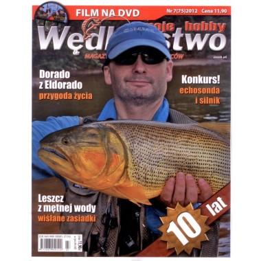 Magazyn Wędkarstwo Moje Hobby Nr 75