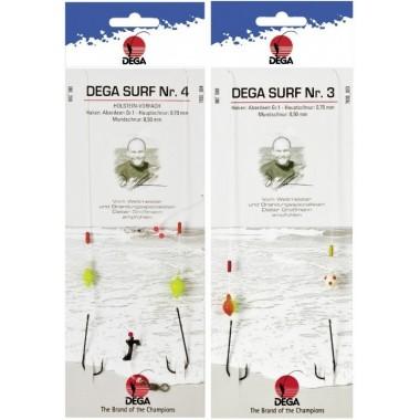 Morski zestaw przyponowy  SURF DEGA