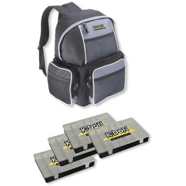 Plecak na przynęty model 3006 Cormoran