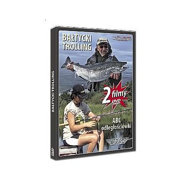 Płyta DVD Bałtycki trolling + ABC odległościówki