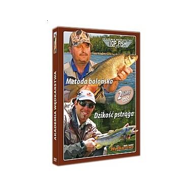 Płyta DVD Metoda bolońska + Dzikość pstrąga