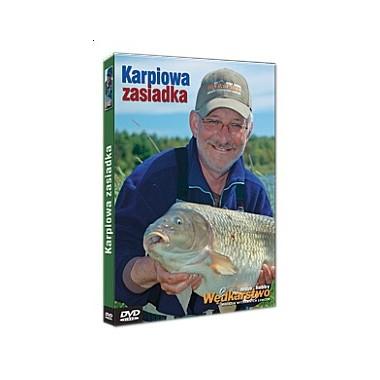 Płyta DVD Karpiowa zasadzka WMH