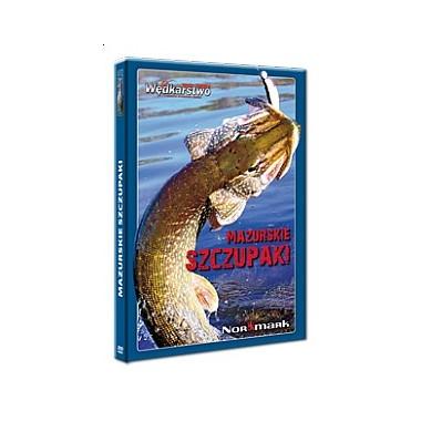 Płyta DVD Mazurskie szczupaki