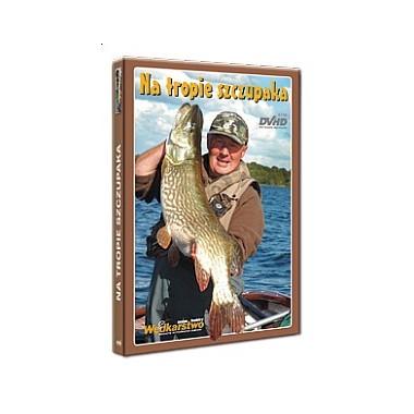 Płyta DVD Na tropie szczupaka