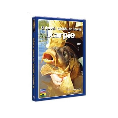 Płyta DVD O dwóch takich co łowili karpie
