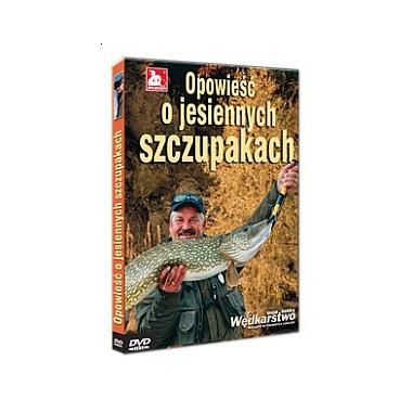Płyta DVD Opowieść o jesiennych szczupakach