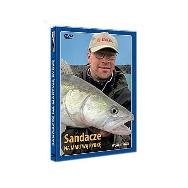 Płyta DVD Sandacze na martwą rybkę