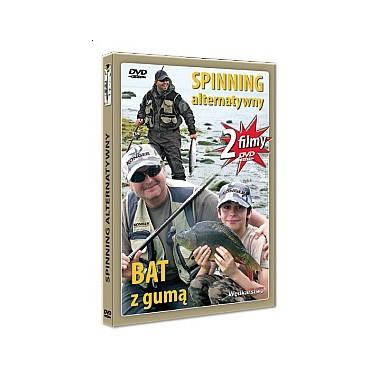 Płyta DVD Bat z gumą + Spinning alternatywny