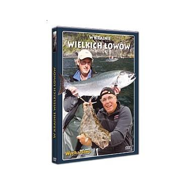 Płyta DVD W Krainie Wielkich Łowów