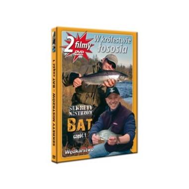 Płyta DVD Bat część 1 + W królestwie łososia