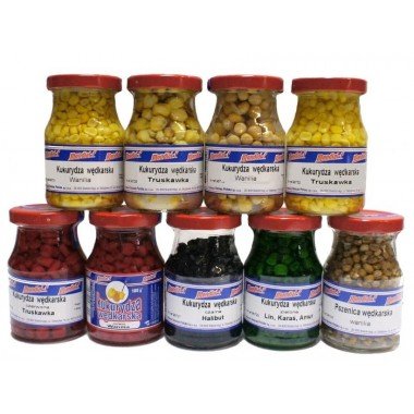 Kukurydza o różnych smakach Mondial-F