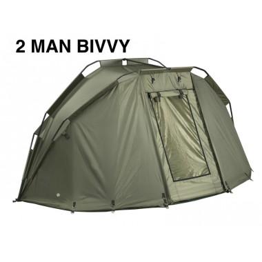 Namiot dwuosobowy Contact Two Man Bivvy JRC