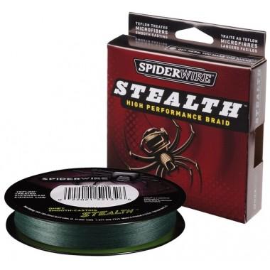 Plecionka Stealth Moss Green SpiderWire