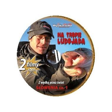 Płyta DVD Na tropie ludojada
