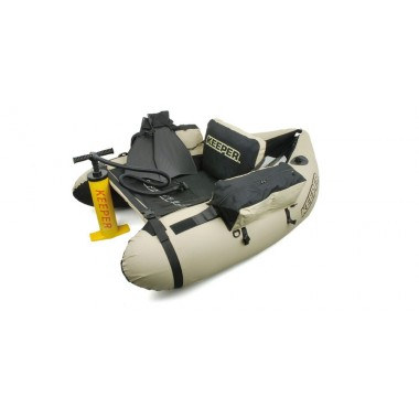 Belly Boat Keeper float tube kit