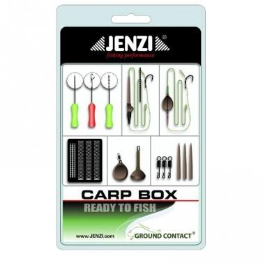 Zestaw Carp Box Start Set Jenzi