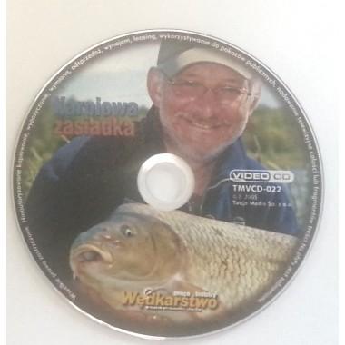 Płyta DVD Karpiowa zasiadka