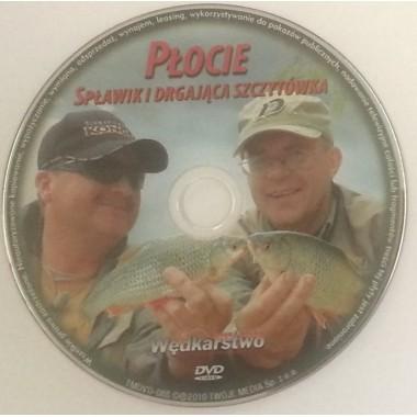 Płyta DVD Płocie - spławik i drgająca szczytówka