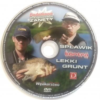 Płyta DVD Spławik kontra lekki grunt