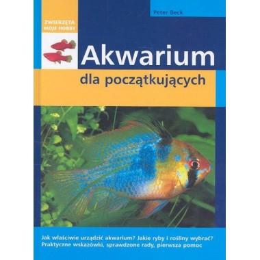 Książka akwarium dla początkujących