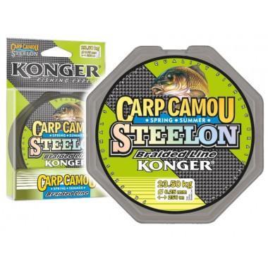 Plecionka STEELON Carp Camou Spring/Summer
