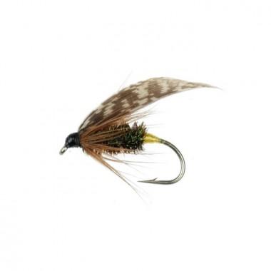 Mucha Peacock Yellow Tip Taimen