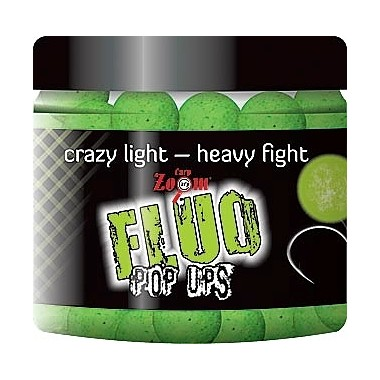 Kulki proteinowe Fluo Pop Ups Carp Zoom