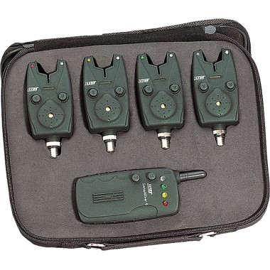 Zestaw czterech elektronicznych sygnalizatorów
