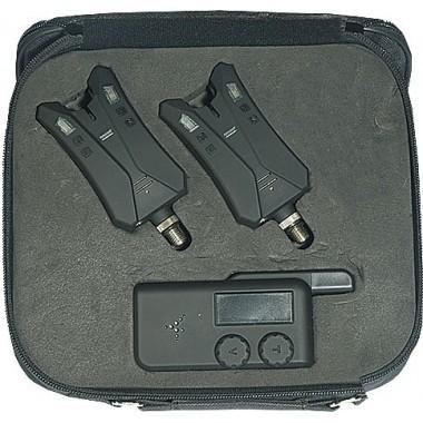Zestaw dwóch elektronicznych sygnalizatorów