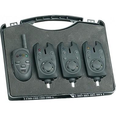 Zestaw elektronicznych sygnalizatorów