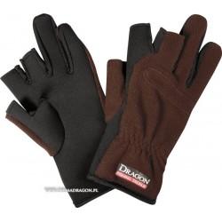 Rękawice polarowo - neoprenowe
