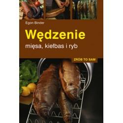 Książka wędzenie mięsa, kiełbas i ryb