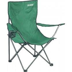 krzesełko wędkarskie zielone