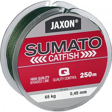 Plecionka Synati Catfish ciemnozielona