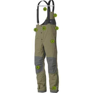 Spodnie Zebu 3™