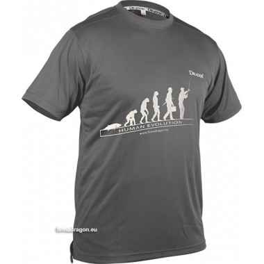 Koszulka t-shirt evolution Coolprotector Climadry  Dragon