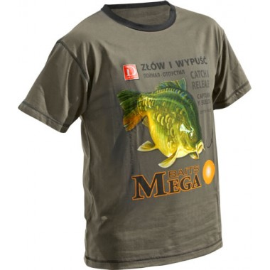 T-Shirt KARP Mega Baits Dragon