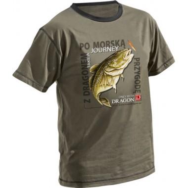T-Shirt DORSZ Dragon