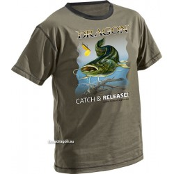 T-Shirt SUM Let's Go Fishing