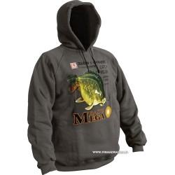 Bluza z kapturem KARP MEGA BAITS
