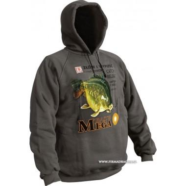 Bluza z kapturem KARP MEGA BAITS Dragon