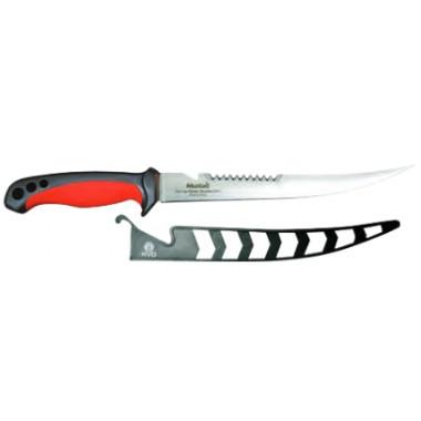 Nóż do filetowania ze stali nierdzewnej KVD Mustad