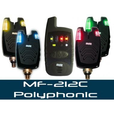 Zestaw sygnalizatorów MF-212PC Set  Polyphonic