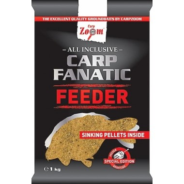 Zanęta Fanatic Feeder Carp Zoom